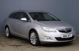 2012 Vauxhall Astra 1.3 CDTI SE Ecoflex 5 Door Estate - CL505 - NO VAT ON THE HAMMER - Location: Cor