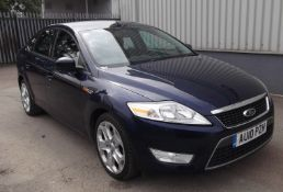 2010 Ford Mondeo 2.0 TDCI 140 Zetec 5 Door Hatchback - CL505 - NO VAT ON THE HAMMER - Location: Corb