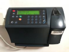 1 x Electronic Clocking In / Out Machine - CL554 - Ref IM250 - Location: Altrincham WA14