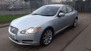 2009 Jaguar XF 2.7D V6 Premium Luxury 4 Door Saloon - CL505 - NO VAT ON THE HAMMER - Location: Corby