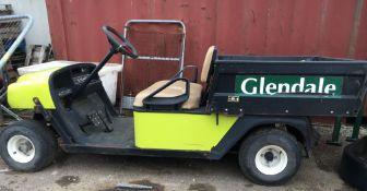 1 x Ezgo Workhorse Golf Buggy - CL548 - Location: Oadby