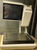 1 x Bizerba KH II 800 Counter scale - Used Condition - Location: Altrincham WA14