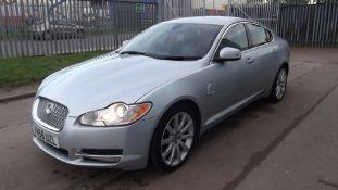2009 Jaguar XF 2.7D V6 Premium Luxury 4 Door Saloon - CL505 - NO VAT ON THE HAMMER - Location: Corby