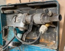 1 x Makita 110V High Impact Drill - Used, Recently Removed From A Working Site - CL505 - Ref: