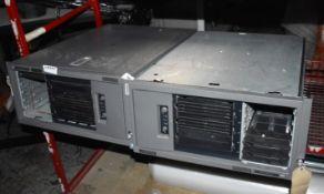 2 x HP Proliant ML370 Servers - Ref: In2147 - WH1 - CL011 - Location: Altrincham WA14