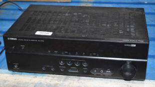 1 x Yamaha RX-V373 Natural Sound AV Receiver - DSP Cinema Amp - Ref: In2105 Pal1 WH1 - CL546 -