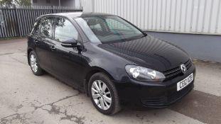 2012 Volkswagen Golf 1.6 Tdi Match 5 Door Hatchback - CL505 - NO VAT ON THE HAMMER