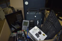 Large Collection of Assorted PC / IT Items - Includes Items Such as HP 15.6 Inch Laptop, Windows