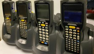 3 x Symbol MC3090 Barcode Scanner & 1 x Symbol MC3090-RG0PBAG00WW - Location: Altrincham WA14