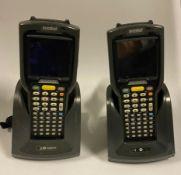 2 x Symbol MC3090 Handheld Barcode Scanner - Used Condition - Location: Altrincham WA14 -