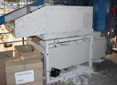 1 x Schleicher Confidential Document Shredder- Industrial Shredding Machine -Type S860 CSL - 3