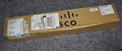 1 x Set of Cisco King Slide Rack Rails - Product Code 69-2296-04 - Brand New / Sealed - Ref: