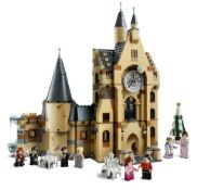 1 x Lego Harry Potter Hogwarts Clock Tower 75948 Lego Playset - Boxed and Sealed - CL007 - Location: