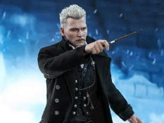 1 x Hot Toys Fantastic Beasts Gellert Grindelwald Special Edition 1/6 Scale - MMS513 - Brand New and