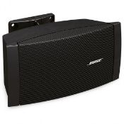 1 x Bose FreeSpace DS16S Indoor Surface-Mount Loudspeaker in Black- RRP £150 - CL584 - Location:
