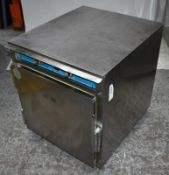 1 x Auto-Shaam Halo Heat Cook and Hold Food Cabinet - 240v - H76 x W65 x D75 cms - CL459 - Ref248 -