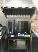 1 x Rational SCC WE 61 Combi Oven - Includes Stand and Hood - 3 Phase - CL554 - Ref IM289 - Loc