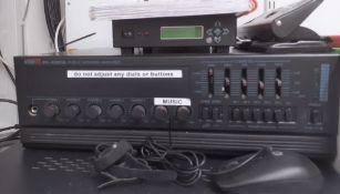 1 x InterM PA-4000A Public Address Amplifier - CL582 - Location: London EC4V