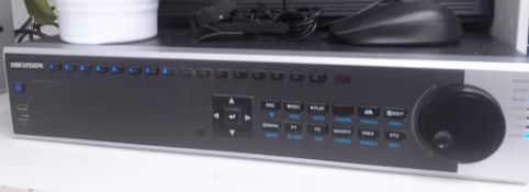 1 x Hikvision CCTV System With Flat Screen Monitor - CL582 - Location: London EC4V
