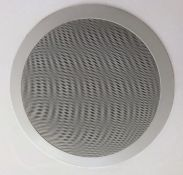 4 x Bang & Olufsen Flush Ceiling Mounted Speakers - CL587 - Location: London WC2H