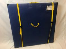 4 x Black opps surround in a plastic protective case A/F - Ref: 1161 - CL581 - Location: