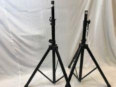 1 x Pair of JHS Speaker stands - Ref: 1169 - CL581 - Location: Altrincham WA14