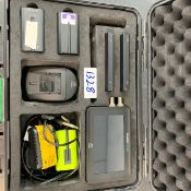 1 X Atomos Samurai Blade With 2 X SSD, 2 X Batteries And A Charger In Custom Case - Ref: 1328 -