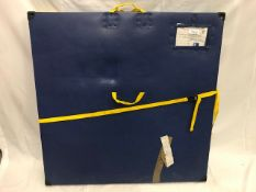 4 x Black opps surround in a plastic protective case A/F - Ref: 1163 - CL581 - Location: