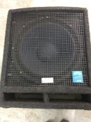 1 x FIDELITY SUBWOOFER - Sold As Seen - Ref: 808 - CL581 - Location: Altrincham WA14