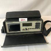 1 X Kathrein DV3 Digital Analog Test Receiver MSK25 - Ref: 6212 - CL581 - Location: Altrincham