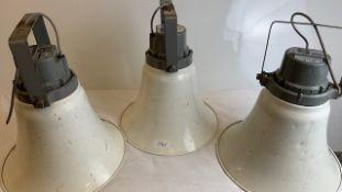 3 x TOA TC-615M Horn speakers - Ref: 1141 - CL581 - Location: Altrincham WA14