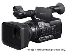 1 x Sony PXW-X160 Full HD XDCAM Handheld Camcorder With Behringer C-2Microphone, Libec ZC-3DV
