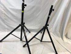 1 x pair of Innox Speaker stands - Ref: 1164 - CL581 - Location: Altrincham WA14