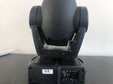 2 x Martin Mac 250+ (250 plus) With Brackets & Safety Chains In Dual Flight Case- Ref: 458 -