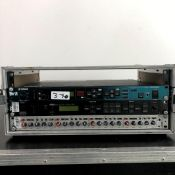 1 x Klark Technic Compressor Unit, 1 x Yamaha SPX2000 Digital FX Unit, 1 x Yamaha DDL3 Delay Unit
