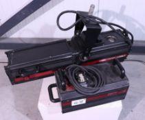 1 x COEMAR TEATRO - 1200 MSR With BALLAST, FOLLOW SPOT With Flight Case - Ref: 776 - CL581 -