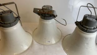 3 x TOA TC-615M Horn speakers - Ref: 1142 - CL581 - Location: Altrincham WA14