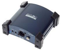 1 x LD Systems LDI02 Active DI Box - Ref: 180 - CL581 - Location: Altrincham WA14