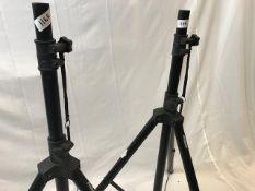 1 x Pair of ProSound Speaker stands - Ref: 1166 - CL581 - Location: Altrincham WA14