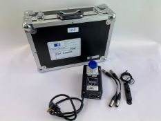 1 x EDX 1MK2 Dimmer Unit Single Channel In Flight Case - Ref: 102 - CL581 - Location: Altrincham