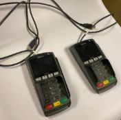 2 x Ingenico IPP350 Chip and Pin Card Terminal Contactless - Location: Altrincham WA14