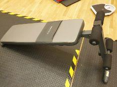 1 x Marcy JD 1.1 Fitness Sit Up Bench - CL552 - Location: Altrincham WA14