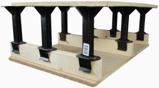 Pallet of Loft Storage Stilts / Loft Legs - New and Unused - 36 Boxes - NO VAT ON THE HAMMER - CL576
