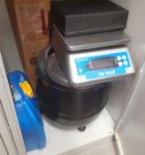 Assorted Job Lot Including Bracknell Scales, Soup Kettle, First Aid Kit and More - CL582 - Location: