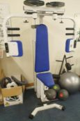 1 x PowerSport Guardian Integra Pec Deck - Suitable For Wheel Chair Users - Professional Gym /