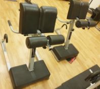 1 x Back Revolution Exercise Stretching Gym Machine - CL552 - Location: Altrincham WA14