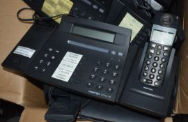 22 x Astra Office Telephones - Various Models Included - Removed From a Working Office Environment
