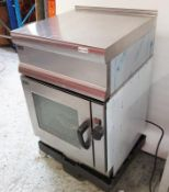 1 x Lincat Electric Fan Assisted Oven and Lincat Silverlink Worktop - Ref: BLT190 - CL449 - Location