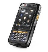 4 x Pidion BIP-6000 Mobile Handheld Computer With Barcode Scanning Capability - Used Condition -