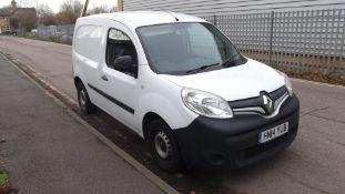 2014 Renault Kangoo 1.5 Dci ML19 Panel Van